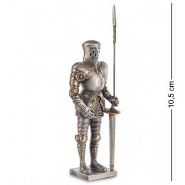 """WS-807 Статуэтка """"Рыцарь с копьем"""""""
