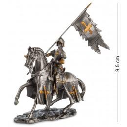 """WS-811 Статуэтка """"Воин на коне"""""""