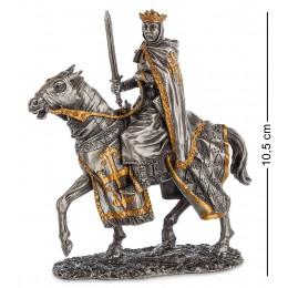 "WS-820 Статуэтка ""Конный рыцарь крестоносец"""
