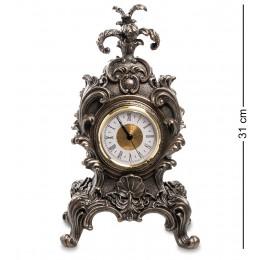 """WS-614 Часы в стиле барокко """"Королевский цветок"""""""