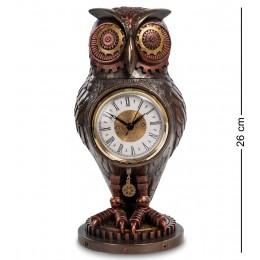 """WS-186 Статуэтка-часы в стиле Стимпанк """"Сова"""""""