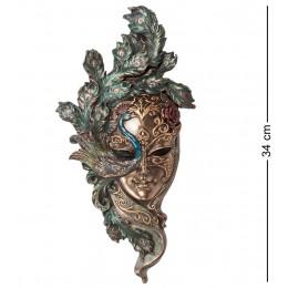 """WS-309 Венецианская маска """"Павлин"""""""