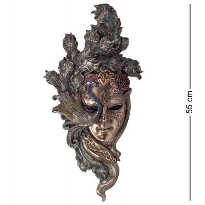 "WS-312 Венецианская маска ""Павлин"" бол."
