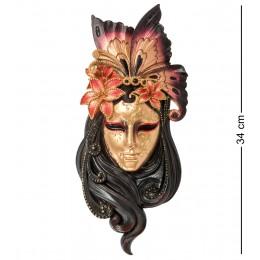"""WS-318 Венецианская маска """"Лилия"""""""