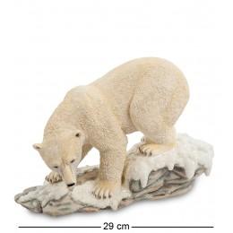"WS-705 Статуэтка ""Белый медведь"""