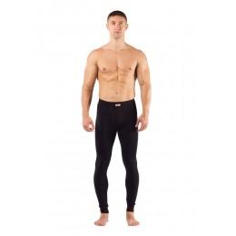 Штаны мужские Lasting Atok, черные (размер L)