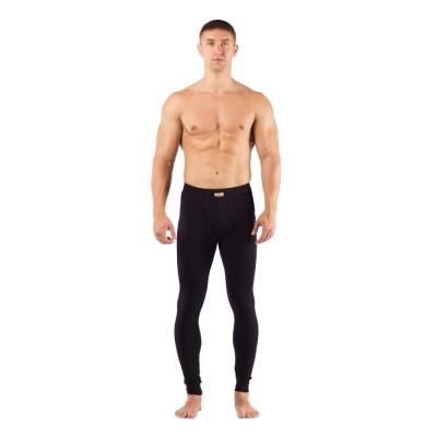 Штаны мужские Lasting Atok, черные (размер XL)