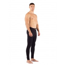 Штаны мужские Lasting WICY, черные (размер XL)