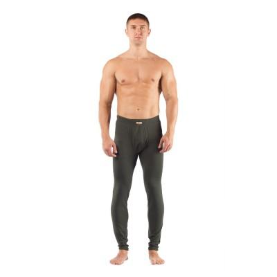 Штаны мужские Lasting WICY, зеленые (размер XL)