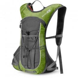 Рюкзак Trimm Adventure BIKER, 6 л (зеленый, синий, черный) (зеленый)