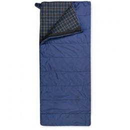 Спальный мешок Trimm Comfort TRAMP, синий, 195 R