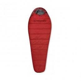 Спальный мешок Trimm WALKER, красный, 195 R